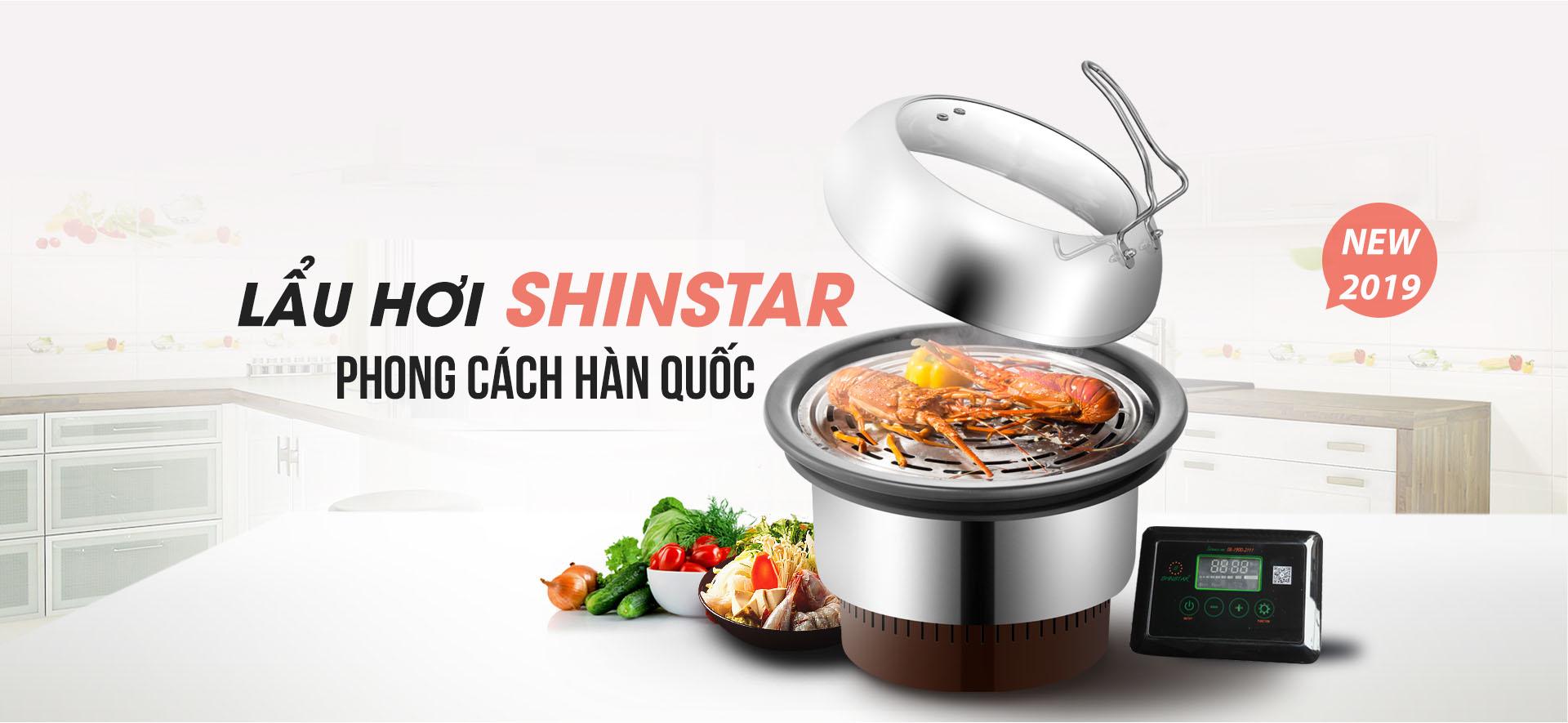 Lẩu hơi ShinStar - Lẩu hấp thủy nhiệt Hong Kong